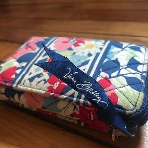 Vera Bradley Zip-Around Wallet